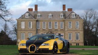 Bugatti Veyron Oakley Design morro