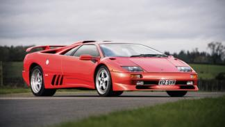 Lamborghini Diablo 1999 subasta