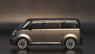 Volkswagen T1 Revival concept perfil