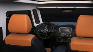 Volkswagen T1 Revival concept interior