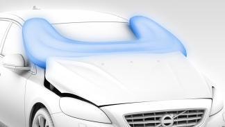 airbag peatones tecnologia volvo