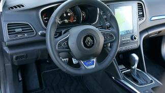 Prueba: Renault Mégane GT 2016 interior