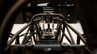 BAC Mono con chasis más ancho