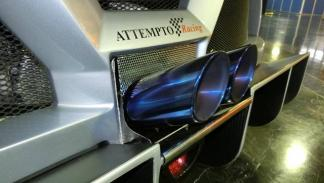 Gumpert Apollo Sport detalle