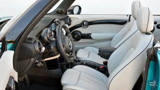 Mini Cooper S Cabrio asientos