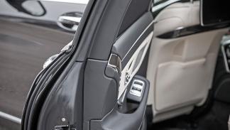 Mercedes S 600 Maybach Guard puerta