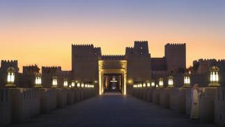 Qasr Al Sarab Desert Hotel Resort Star Wars 2