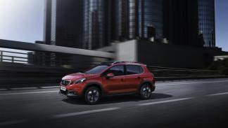 Peugeot 2008 2017 dinamica