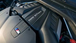 MW X6 M frontal motor