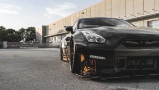 Nissan GT-R Liberty Walk morro