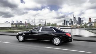 Mercedes-Maybach S600 Guard lateral