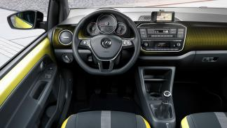 interior  Volkswagen Up!