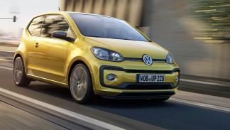 nuevo motor nuevo Volkswagen Up!