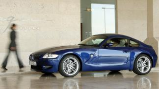 BMW Z4 M Coupé lateral