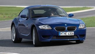 BMW Z4 M Coupé delantera