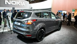 Mobile World Congress MWC kuga 2016 trasera