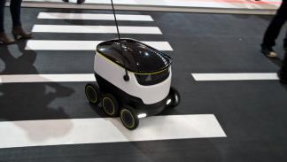 Mobile World Congress MWC robot autonomo