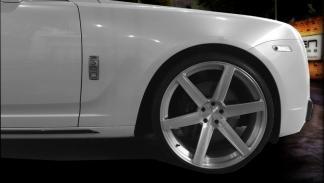 Rolls-Royce Ghost DMC 'Príncipe de Asia'
