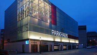 aparcamiento robot en Alemania