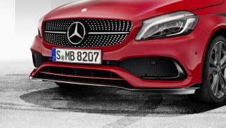 Nuevo kit AMG para el Mercedes Clase A: detalle