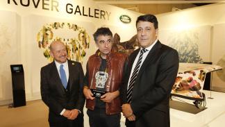 premio enrique radigales land rover gallery