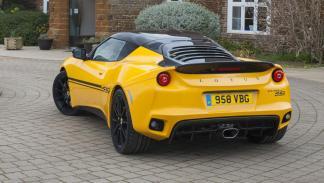 Lotus Evora Sport 410 zaga