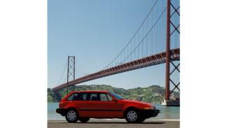Volvo 480 ES: lateral