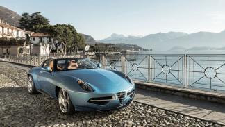 Alfa Romeo Disco Volante Spider delantera