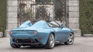 Alfa Romeo Disco Volante Spider trasera