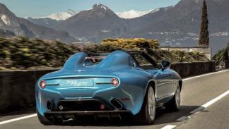 Alfa Romeo Disco Volante Spider zaga