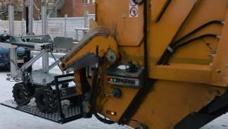 Volvo Roar robot autónomo  2