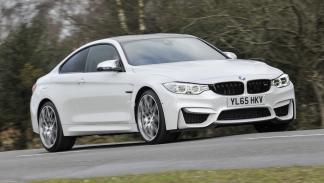 BMW M4 Paquete de Competición delantera
