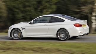 BMW M4 Paquete de Competición lateral