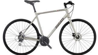 bicicleta ducati bianchi blanco