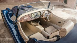 Morgan 4-4 80 Aniversario Interior