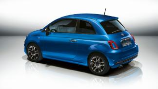 Fiat 500S 2016 zaga