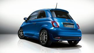 Fiat 500S 2016 trasera