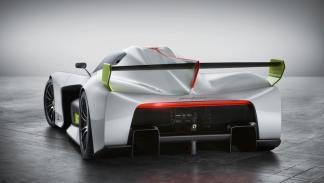 Pininfarina H2 Speed trasera