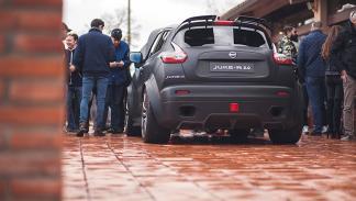 Ruta Calçotada Marc Gené Nissan Juke-R 2.0 3