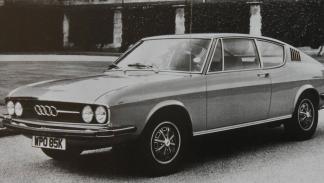 Audi Coupé (1970)