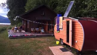 caravana paneles solares