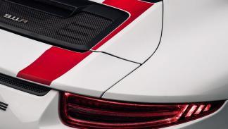 Nuevo Porsche 911 R piloto