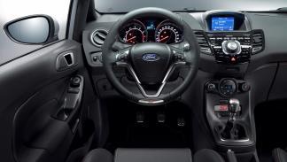 Ford Fiesta ST200 2016 salpicadero