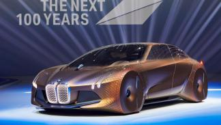 BMW Vision Next 100 frontal