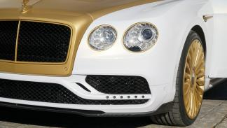 Bentley Flying Spur Mansory paragolpes