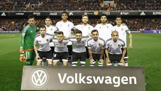 Volkswagen Passat palco en Mestalla 4