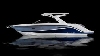 lateral sea ray 310 slx