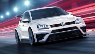 Volkswagen Golf GTI TCR delantera