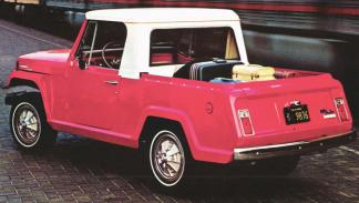Jeepster Commando (1966-1973)