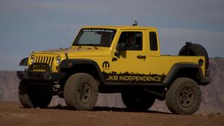 Jeep JK-8 Kit